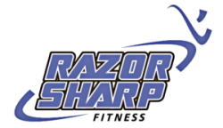 Razor Sharp Fitness logo